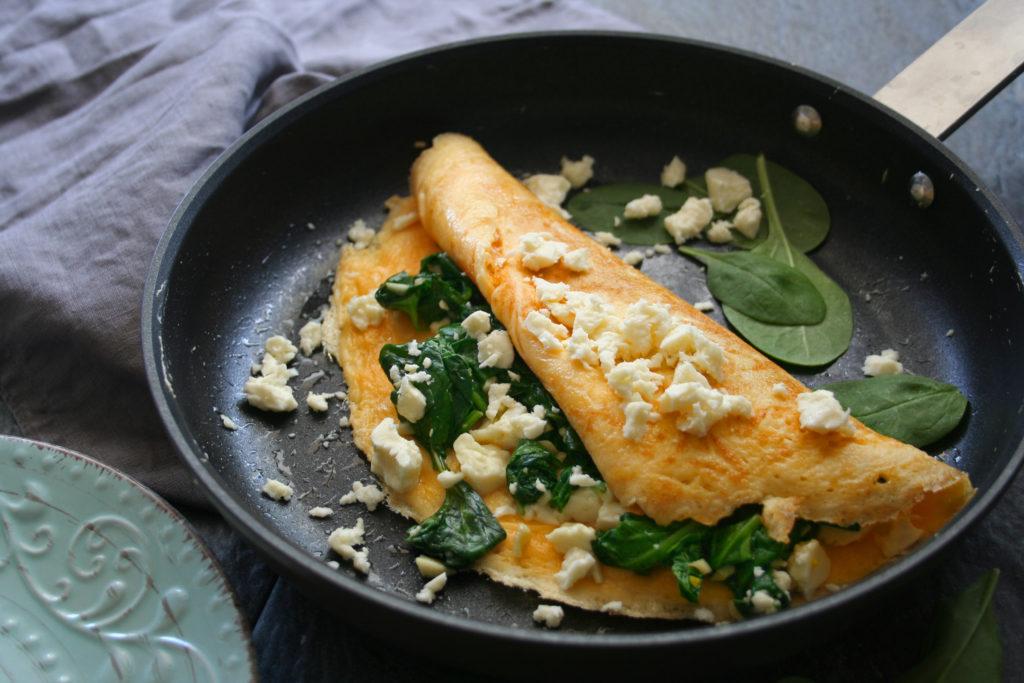 omeleta detail