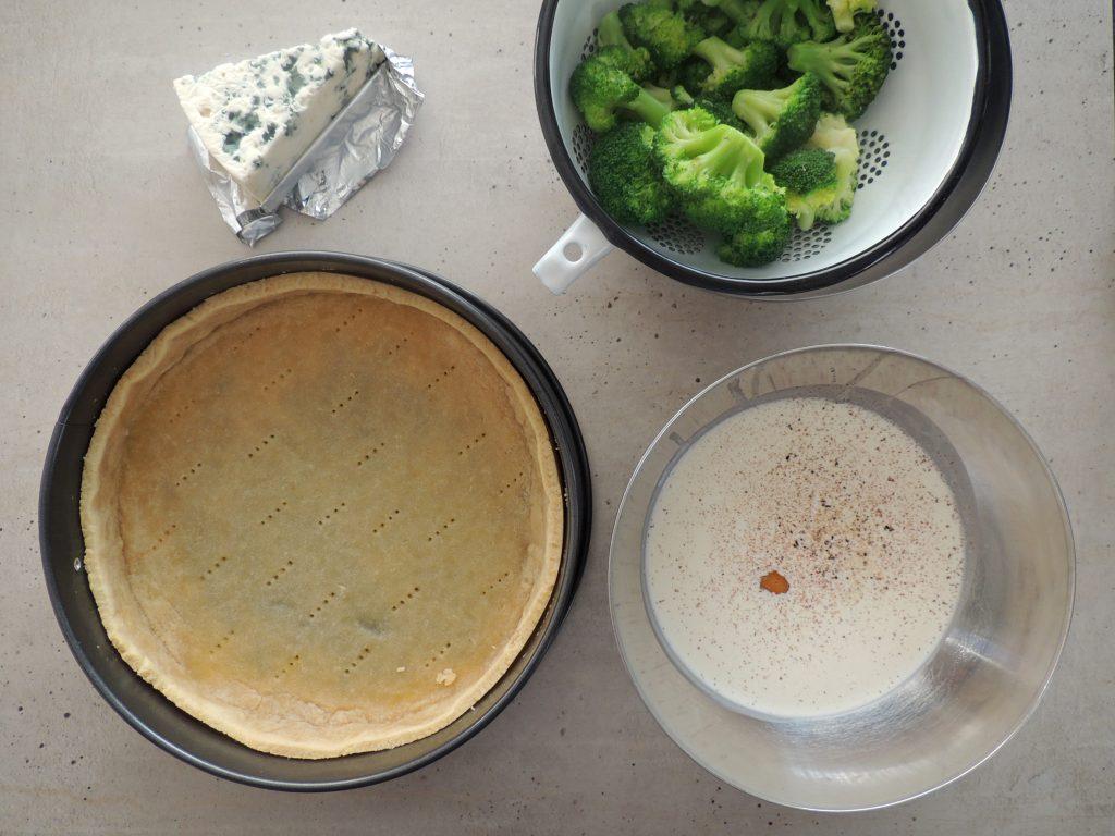 Príprava koláča
