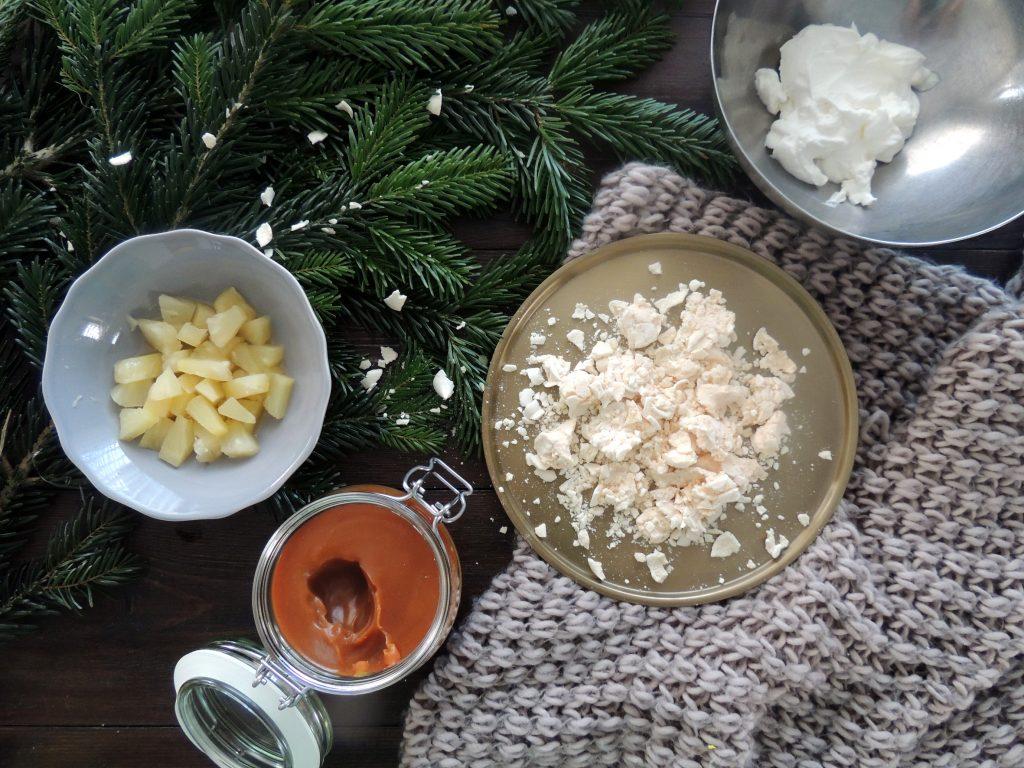 Príprava vianočného pohára
