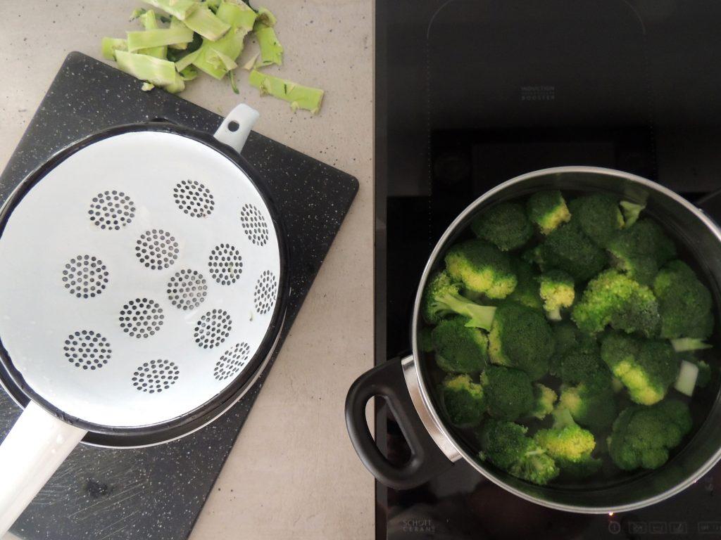 Varenie brokolice