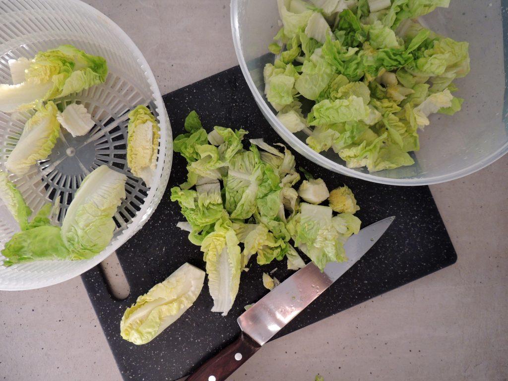 Príprava polievky