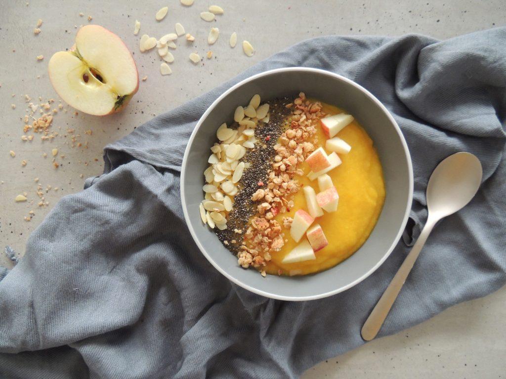 Pomarančové pyré