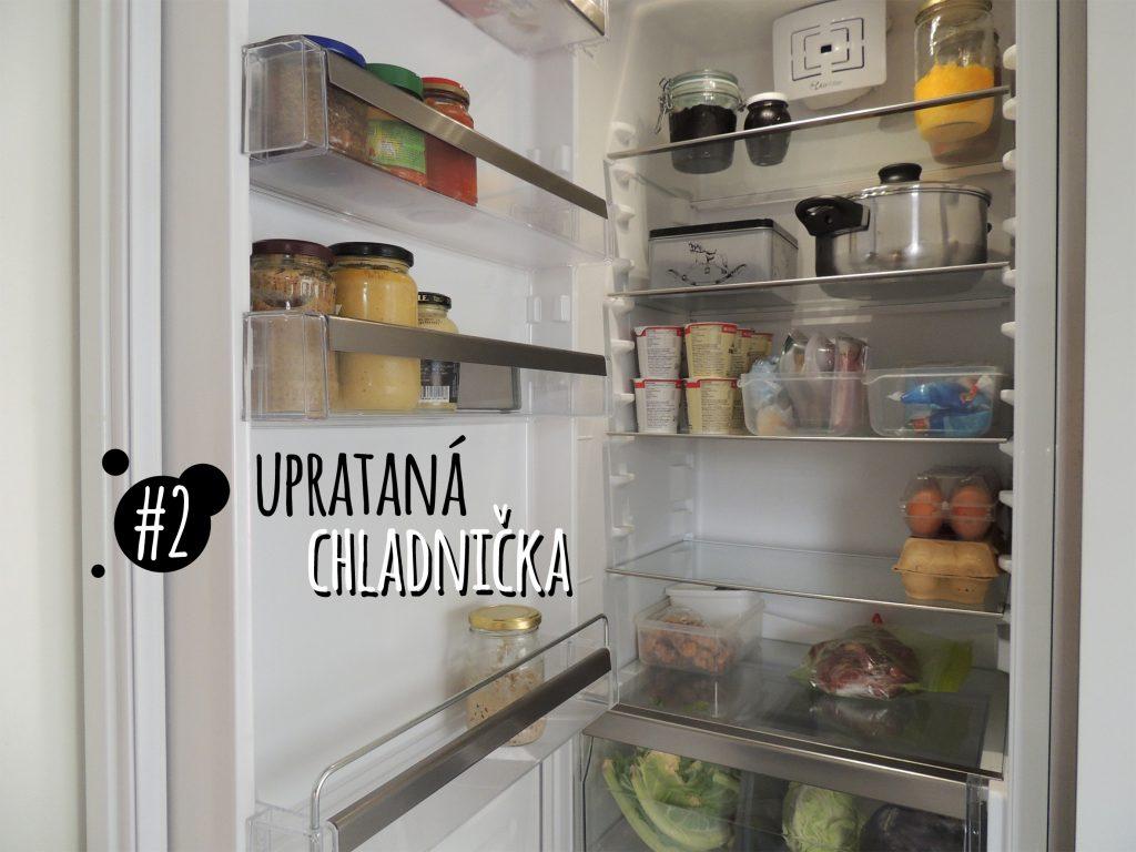 Uprataná chladnička