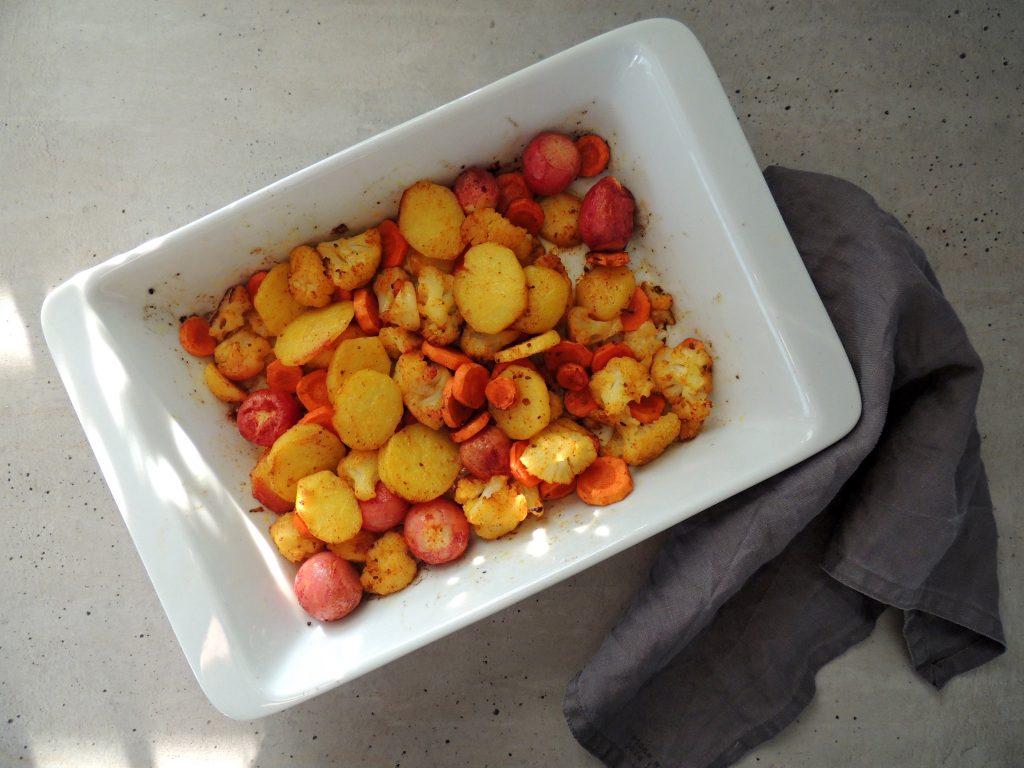 Pečená zelenina