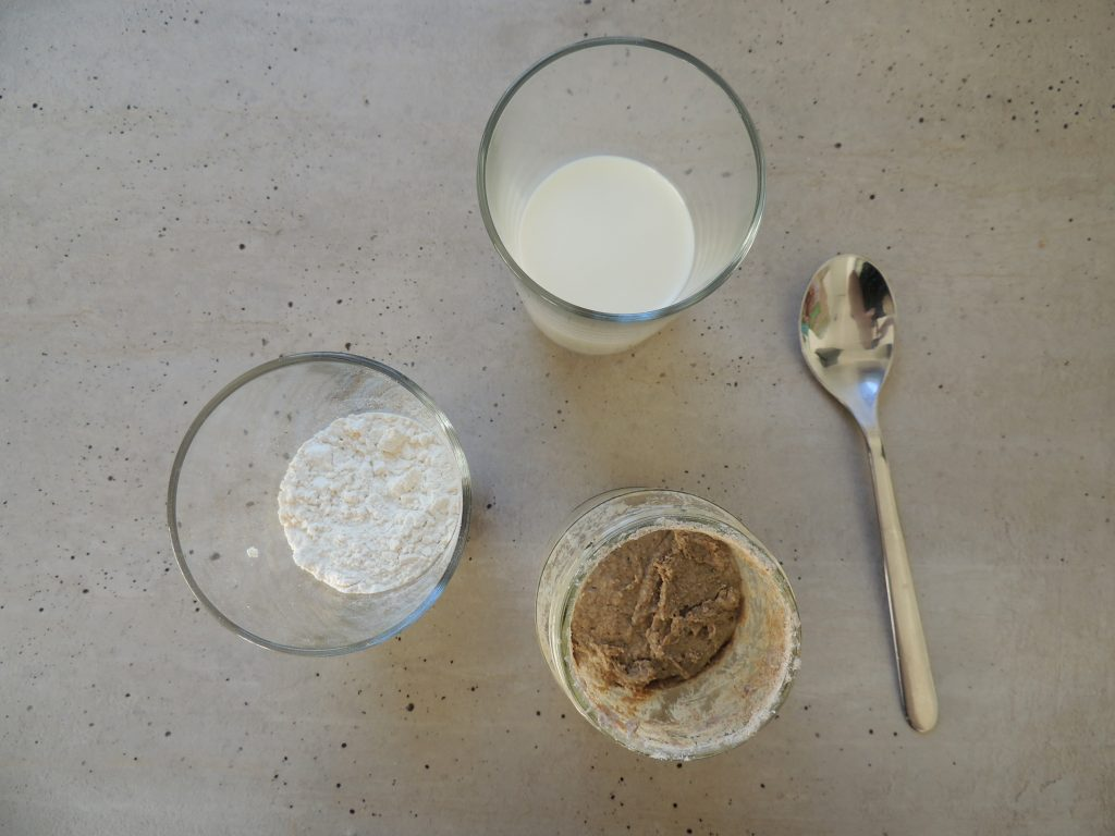 Príprava muffinov