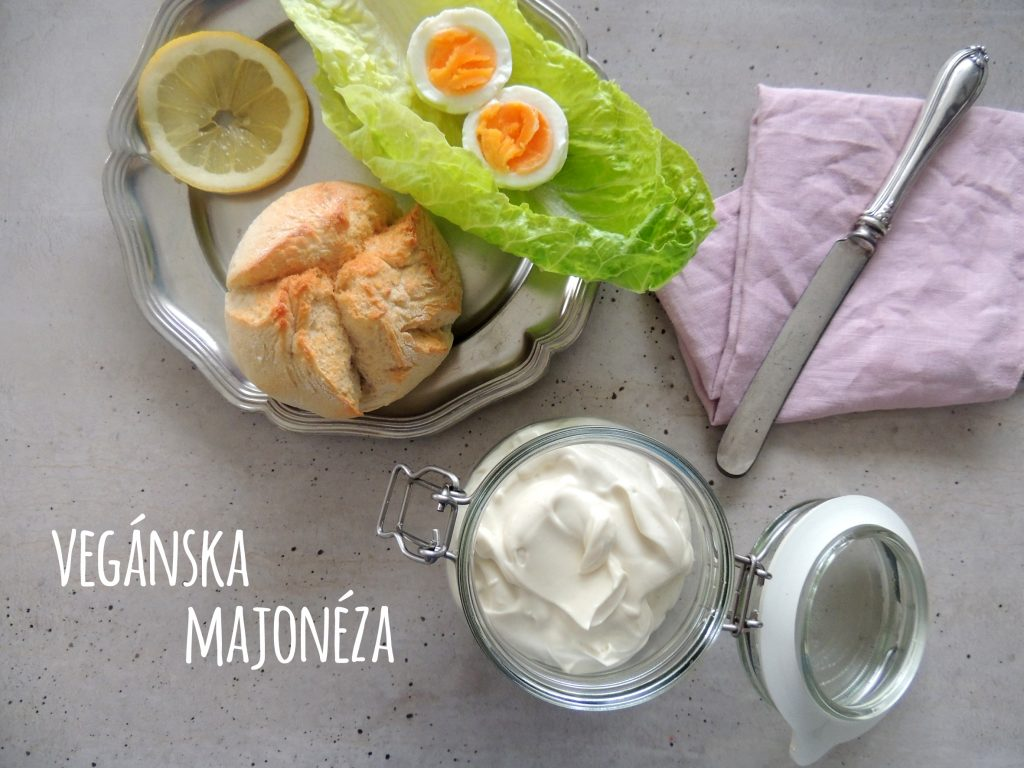 Vegánska majonéza