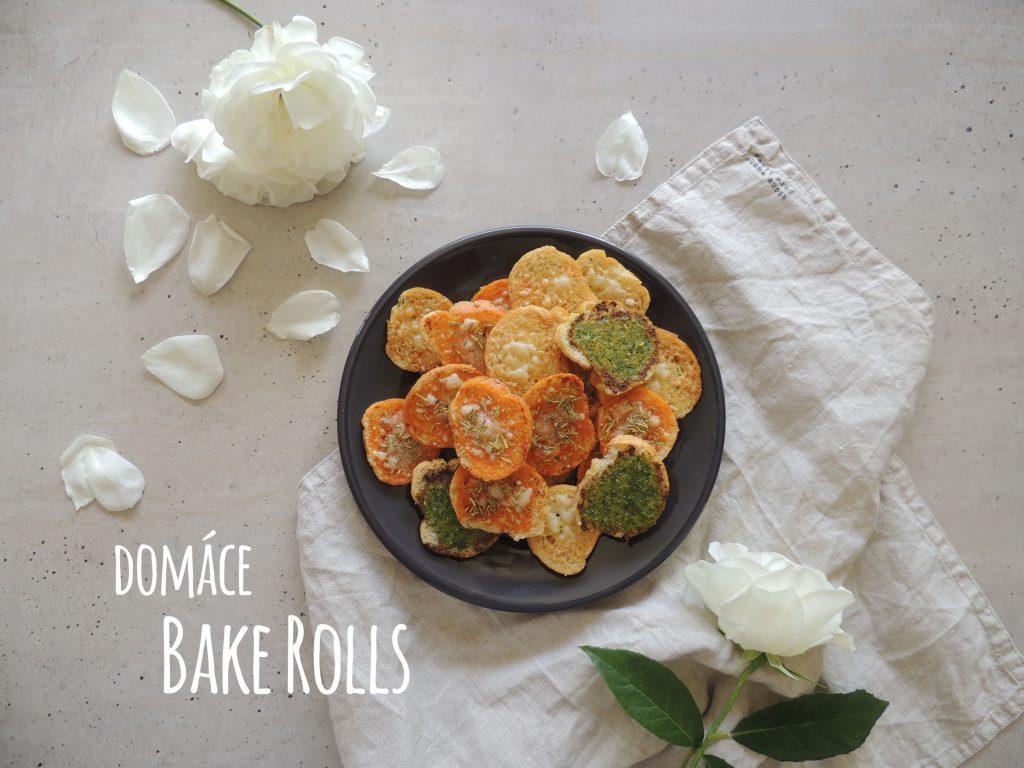 domáce Bake Rolls
