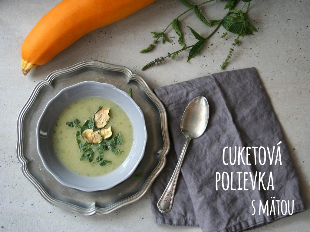 Cuketová polievka