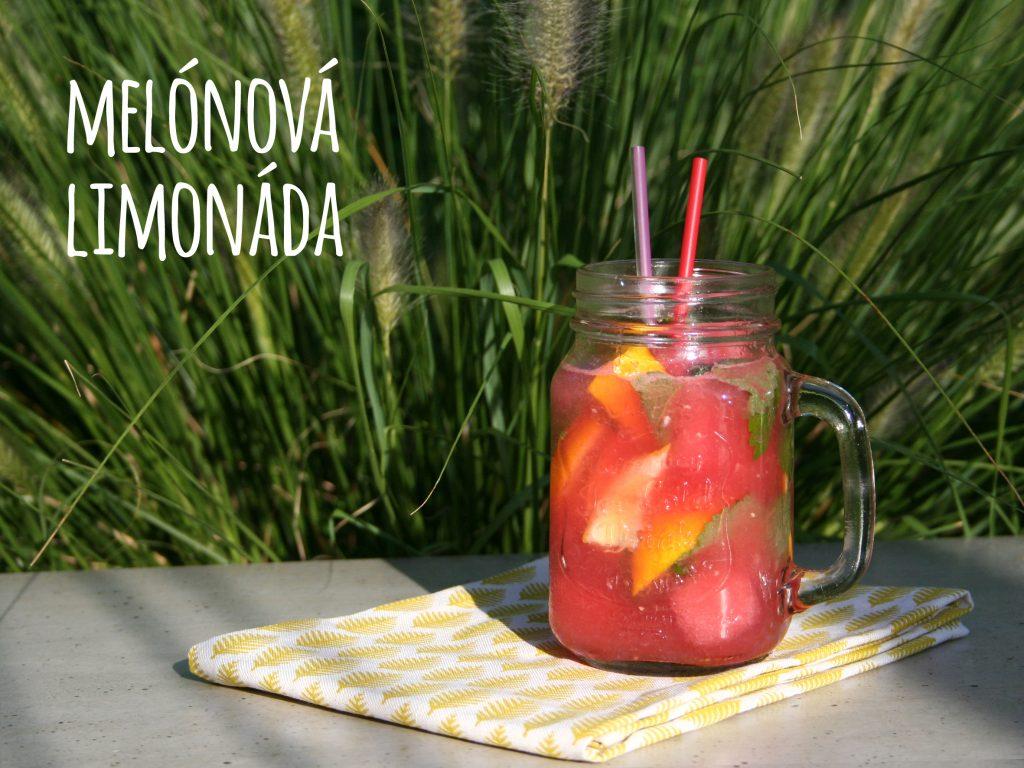 Melónová limonáda