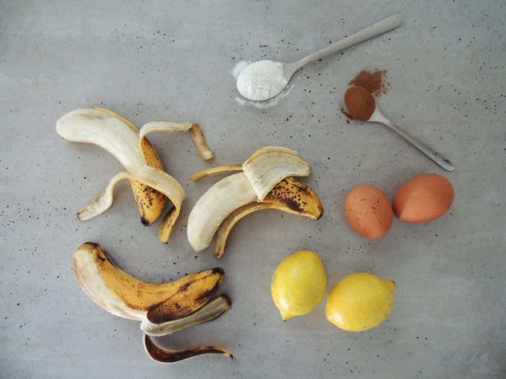 Prezreté banány