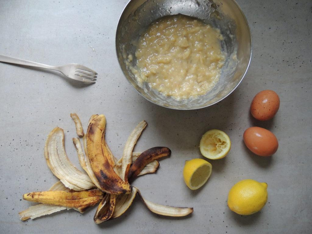 Banánové cestíčko