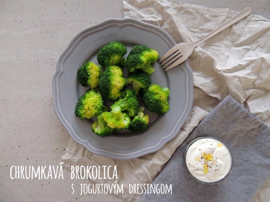Blanšírovaná brokolica