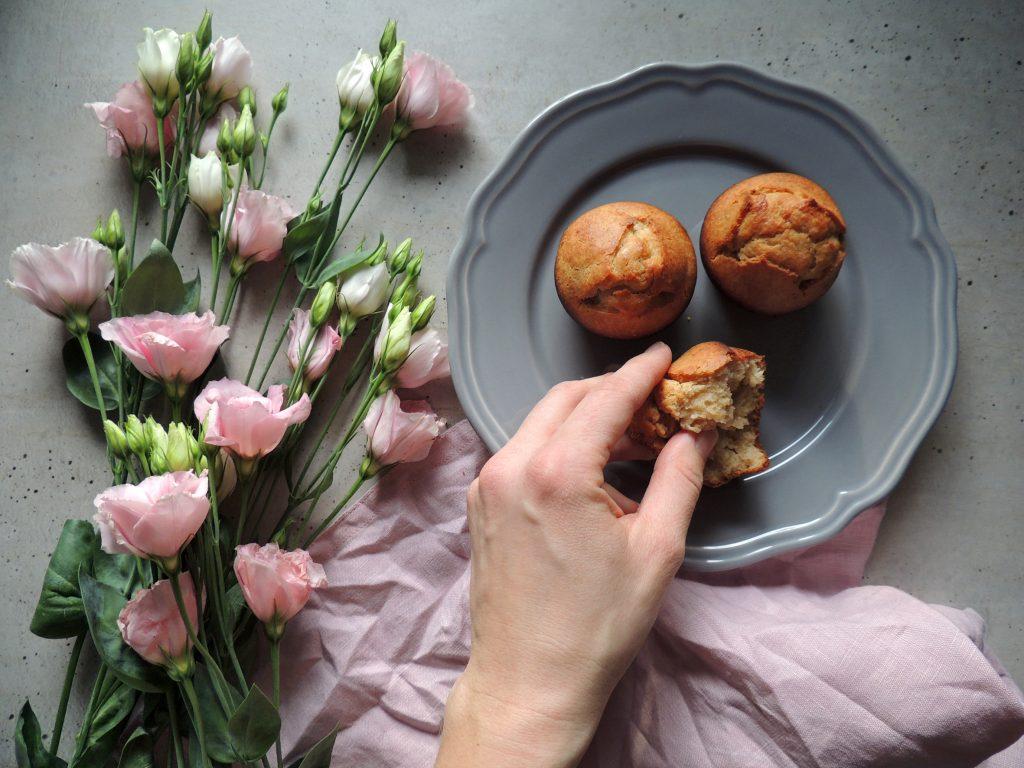 Kváskové muffiny