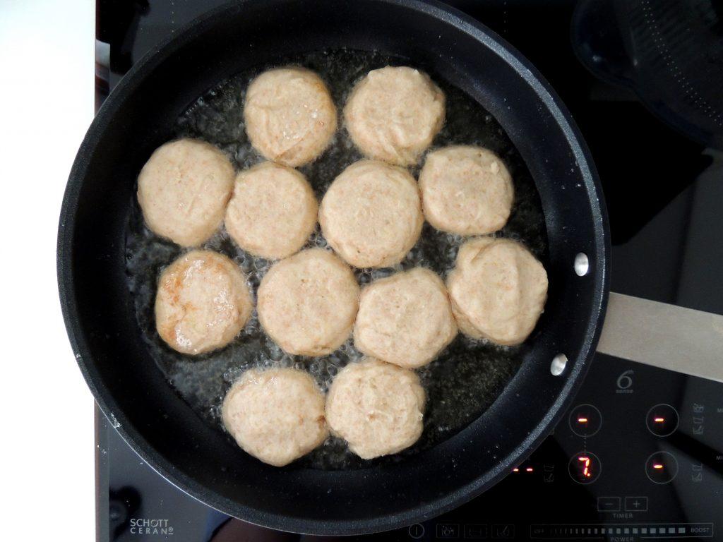 Krokety zo zemiakovej kaše