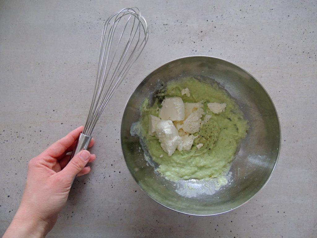 Nátierka z brokolicového hlúbu