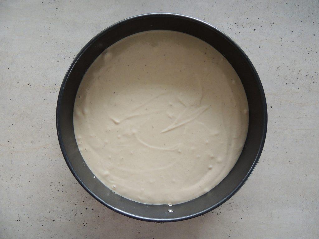 príprava torty
